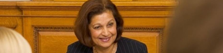 Sylvia Maharaj OBE