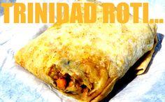 Trinidad Roti